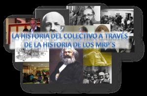 Sesión la historia del colectivo a través de la historia de los MRP´s