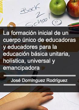Descarga la tesis La formación inicial de un cuerpo único de educadoras y educadores para la educación básica unitaria, holística, universal y emancipadora